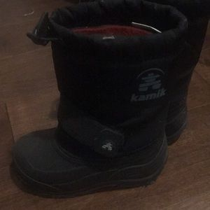 Kamik snow boot
